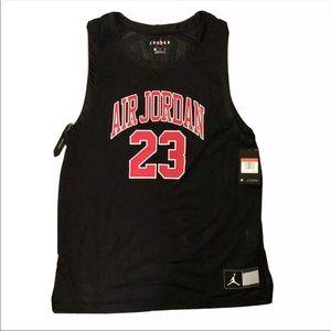 Nike Jordan Basketball Jersey